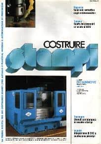 Costruire stampi 1993