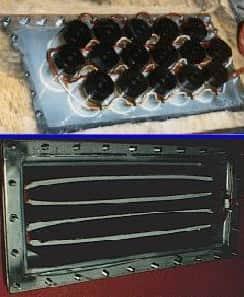 Emettitori ultrasonori piezo magneto