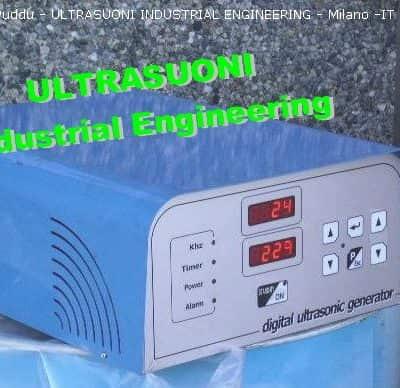 generatori ultrasonori