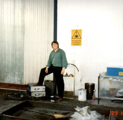 Generatori per lavaggio stampi pressofusione