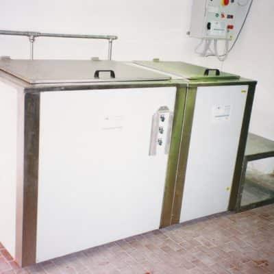 lavaggio risciacquo e protezione pezzi di meccanica
