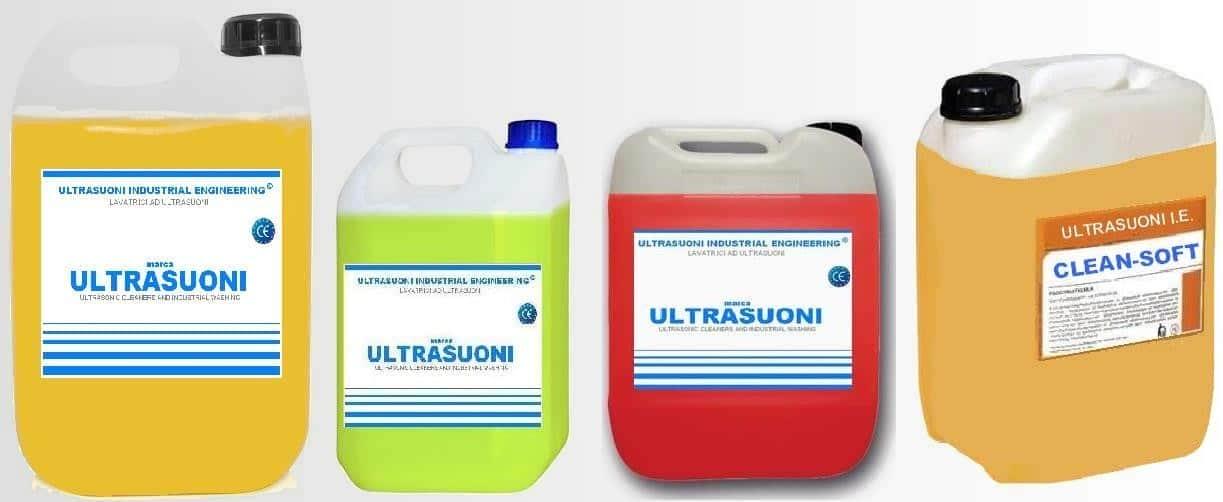 Lavatrici ad ultrasuoni per officina e industria