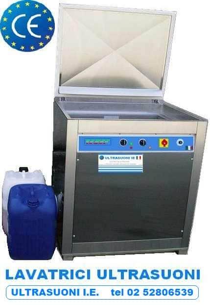 lavatrice ultrasuoni 200 digital pulse sweep