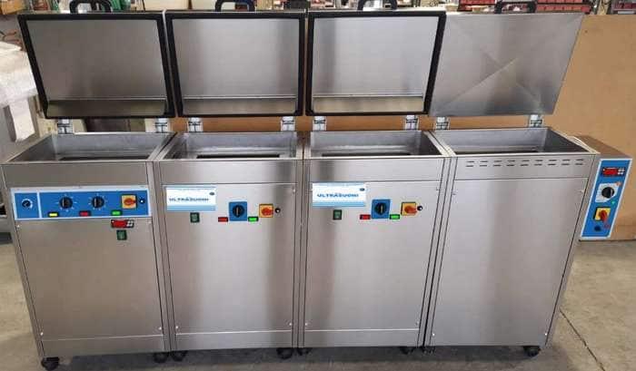 tecnologie di lavaggio